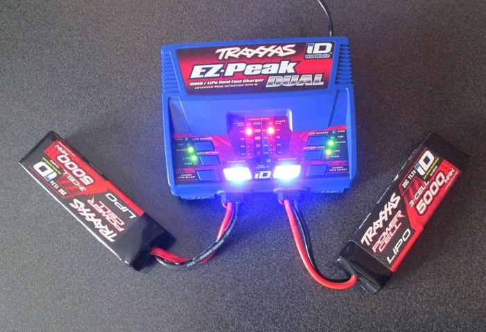 Test Chargeur Traxxas #2972 - Ez Peak Dual Img_0615