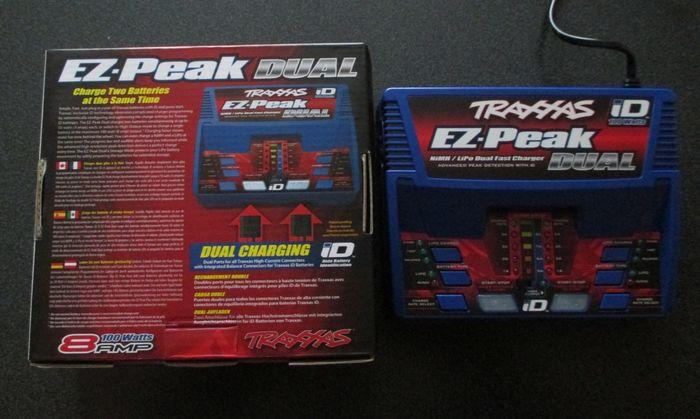 Test Chargeur Traxxas #2972 - Ez Peak Dual Img_0710