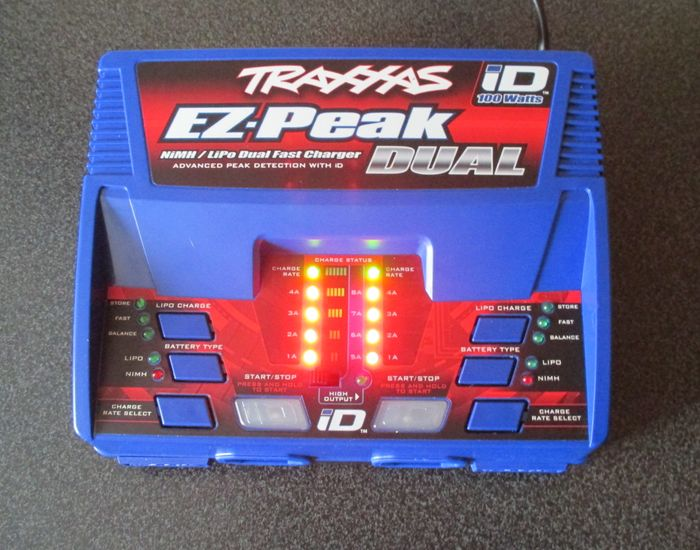 Test Chargeur Traxxas #2972 - Ez Peak Dual Img_0711
