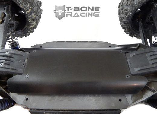 [NEW]Protection Triangle av/arr/Parechoc av/Wheelie bar/front bumper/Arm skids X-Maxx T-Bone Racing Tbone310