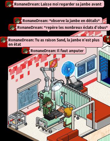 Rapports d'action RP de RomaneDream [C.H.U] Screen14