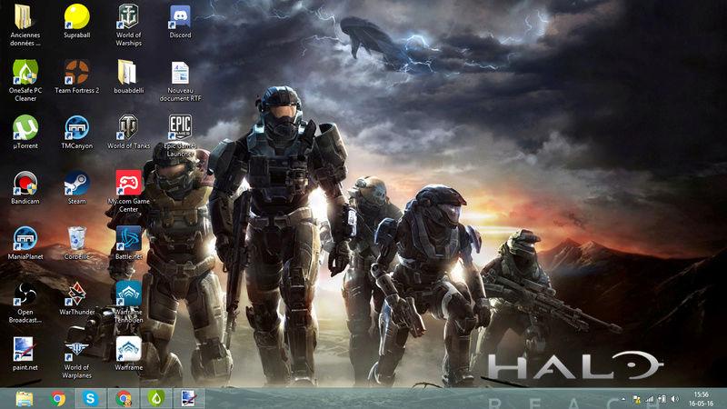 Fond d'écran Halo10