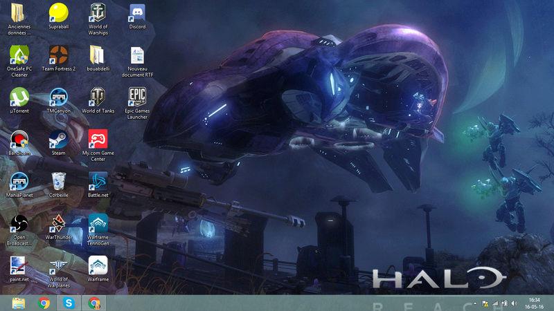 Fond d'écran Halo_r10