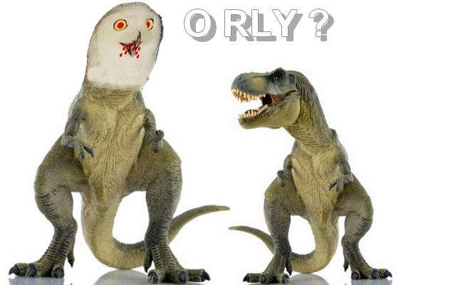 Orlycoin meme contest - Submit your entry at the Orlycoin meme contest and win up to 250,000 ORLY! O RLY? YA RLY! Trex-t10