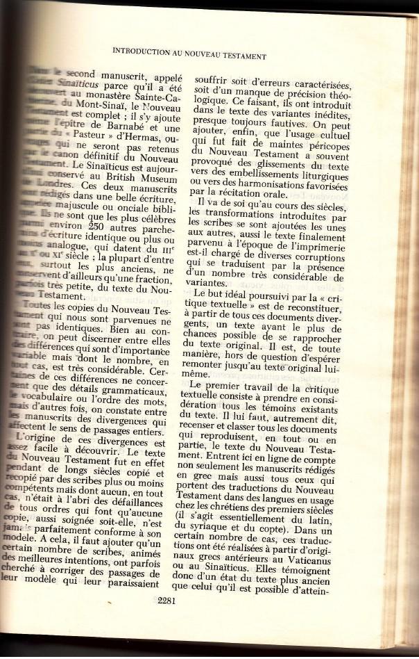 La sainte Bible et le Coran Sans_t18