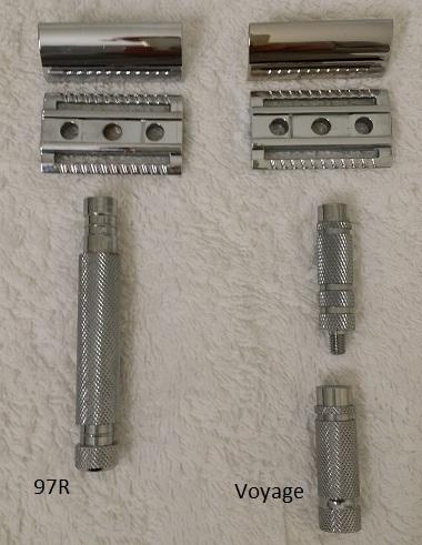 [Revue] Parker 97R / A-1R    Vs   Muhle 89R / EJ ED89 210