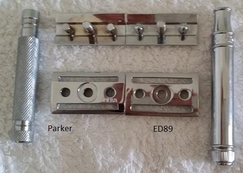 [Revue] Parker 97R / A-1R    Vs   Muhle 89R / EJ ED89 310