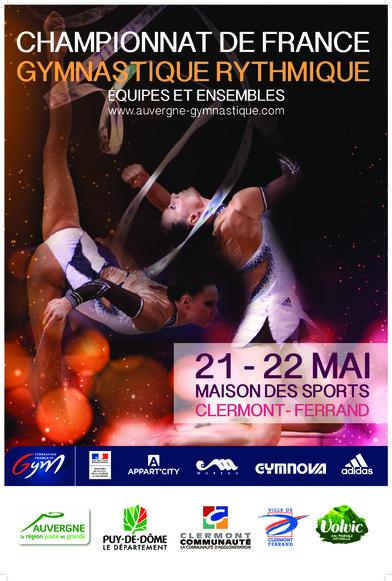 Championnat de France Equipes et Ensembles : Clermont-Ferrand 2016 93687912