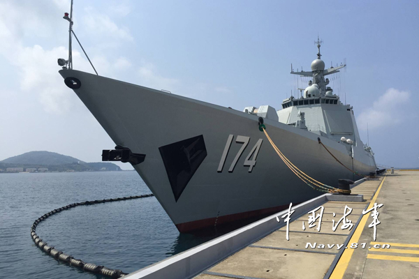 Type 052D - Destroyer - Page 13 18300811