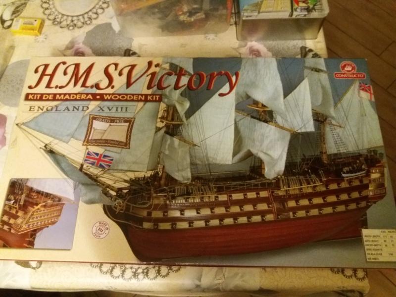 Le HMS Victory de Constructo au 1/94  20151210