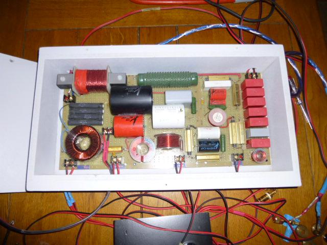 JBL 4350 A Mono et bi amplifiés - Page 3 P1000512
