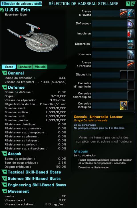 [REDEEM] Star Trek Online - Orange Tabby Cat et vso NX Class Starship Replica Nx10