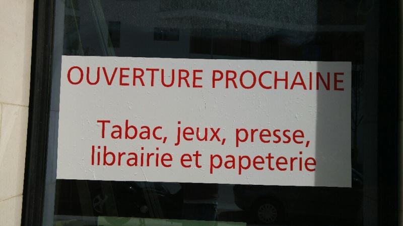Tabac - Presse - Librairie 20160510