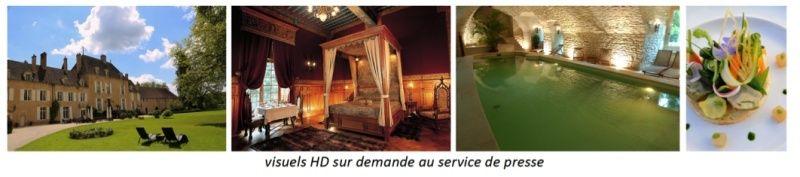 Le château hôtel 5* de Vault de Lugny : une parenthèse détente à seulement 2 heures de Paris  110
