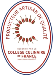 Honly reconnu « Producteur-Artisan de qualité » par le Collège Culinaire de France 211