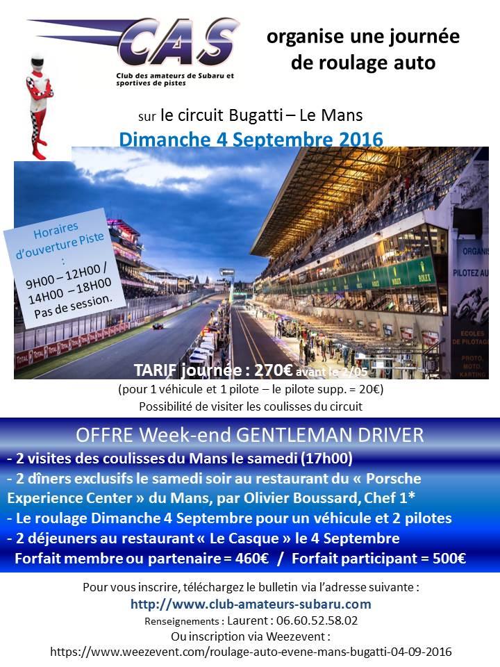 [Le Mans Bugatti] 04/09/2016 avec le C.A.S. Flyer_10