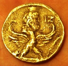 Drachme coloniale d'Hadrien pour Alexandrie en Egypte Img_4211