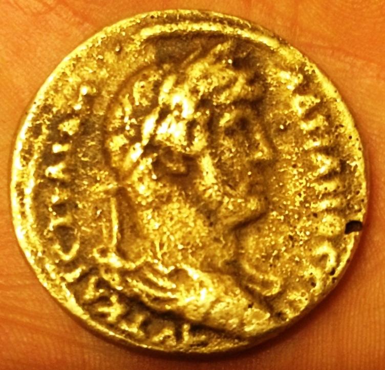 Drachme coloniale d'Hadrien pour Alexandrie en Egypte Img_4311