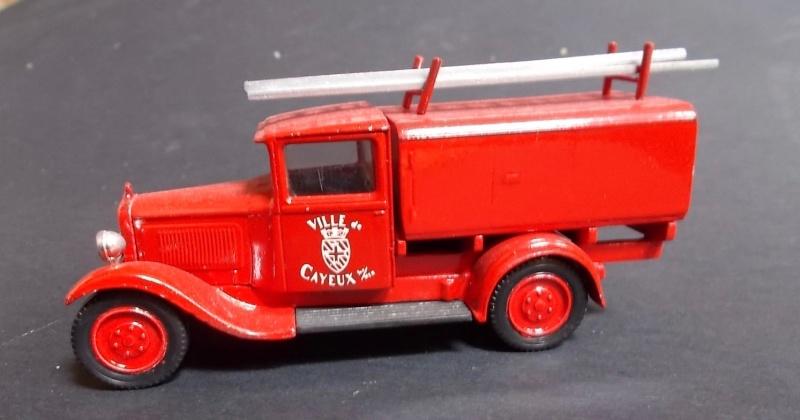 """""""trani"""" et les C4 pompiers F_citr18"""