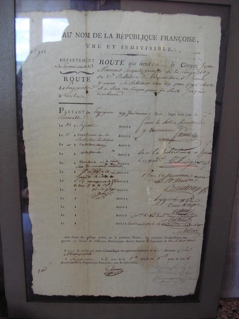 """""""Feuille de route Citoyen Révolution Française  Feuill11"""