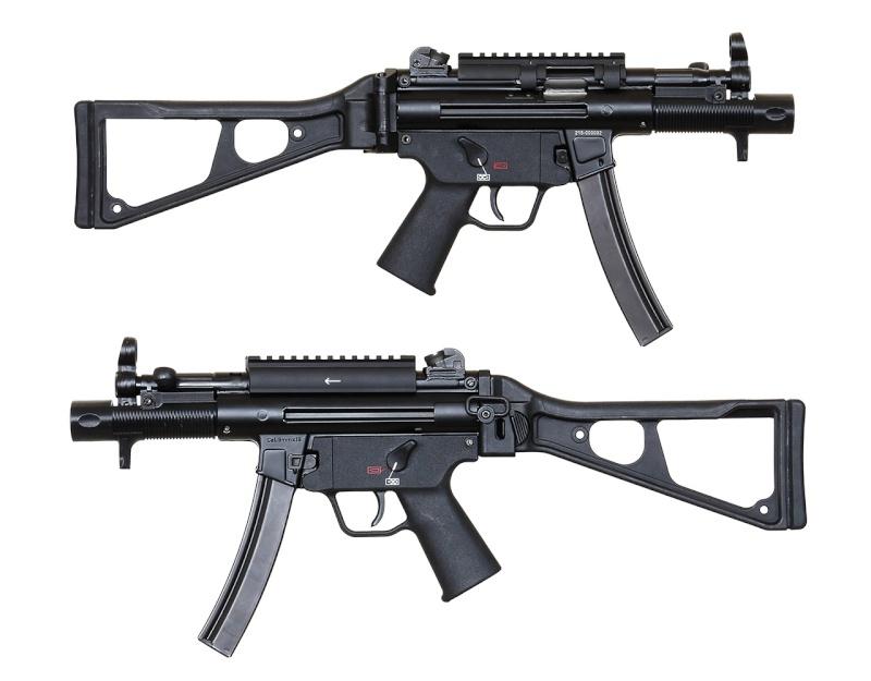 Heckler & Koch SP5K  Heckle10