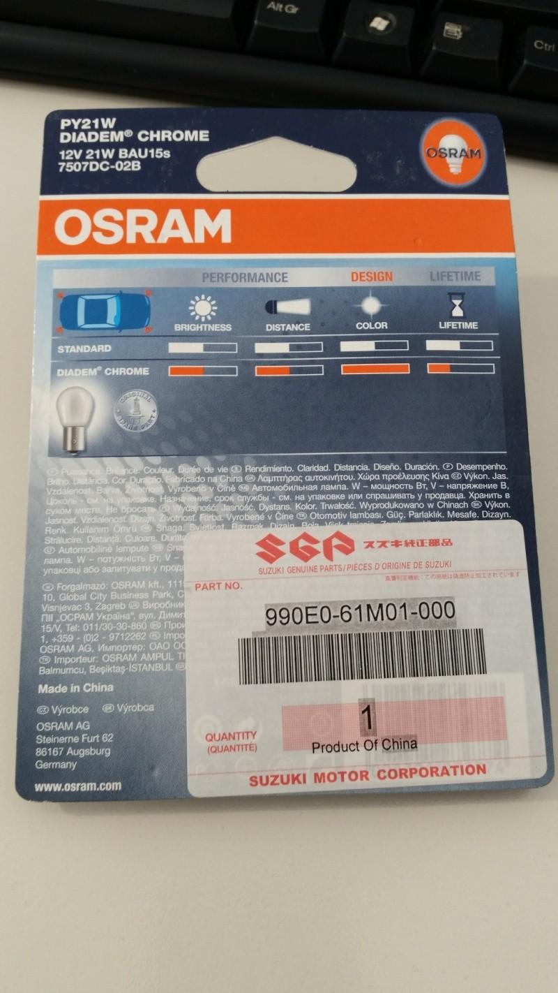 Osram Anti Fried Egg Bulb Set 20160411