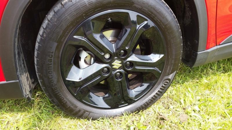 Suzuki Wheel Nut Covers 20160530