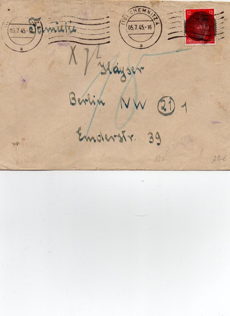 Brief mit sächsischer Schwärzung und Nachporto Img14211