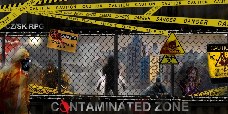 Contaminated Zone RPG
