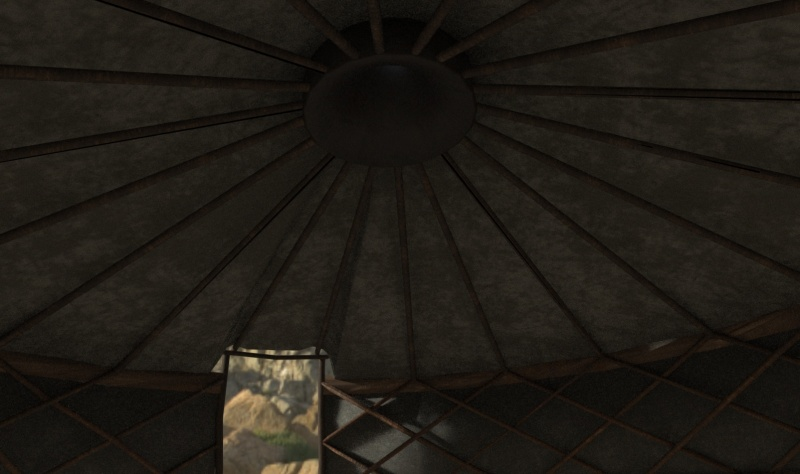 Yurts/Tents Render10