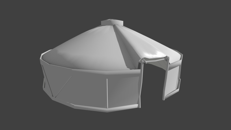 Yurts/Tents Render17