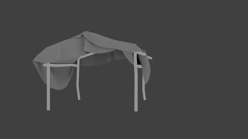 Yurts/Tents Render19