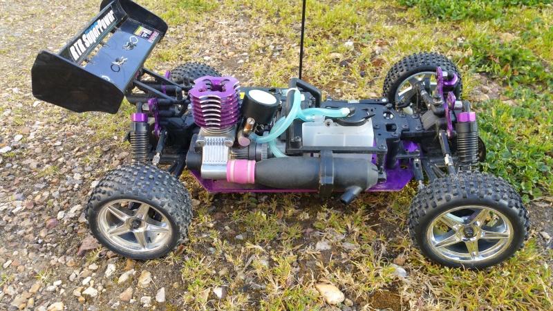 mon Buggy SEBEN RACING 4WD 1/10 20160517