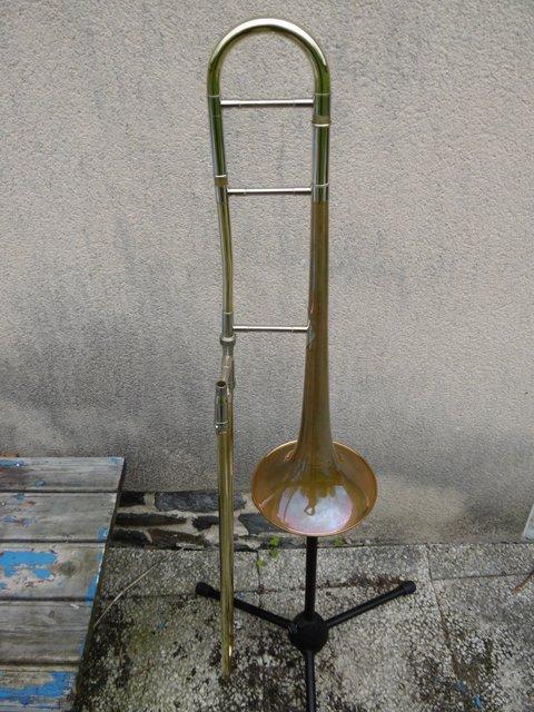 Vends Trombone Benge 170 P1000110