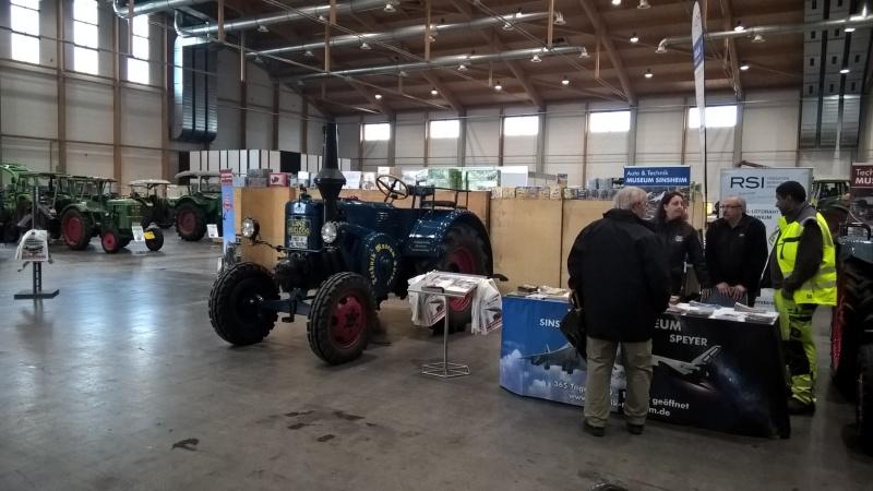 Salon Agri Historica 16-17 avril 2016 à Sinsheim Wp_20127