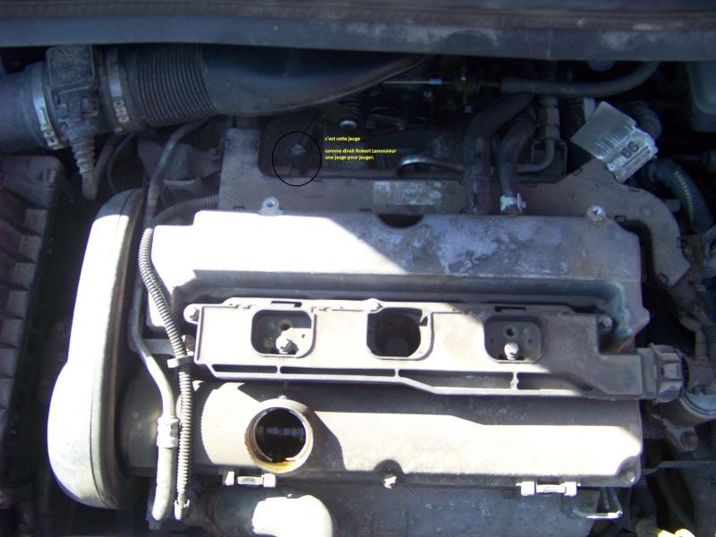 [ Opel Zafira essence an 2000 ] mon moteur monte en régime en tournant le volant 000_0714