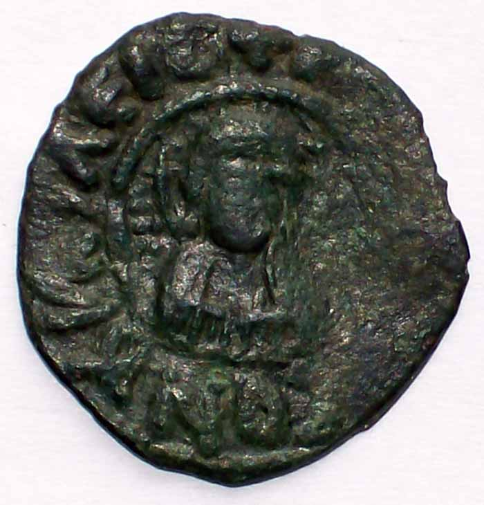 Andronicus II and Michael IX AE Assarion 28210