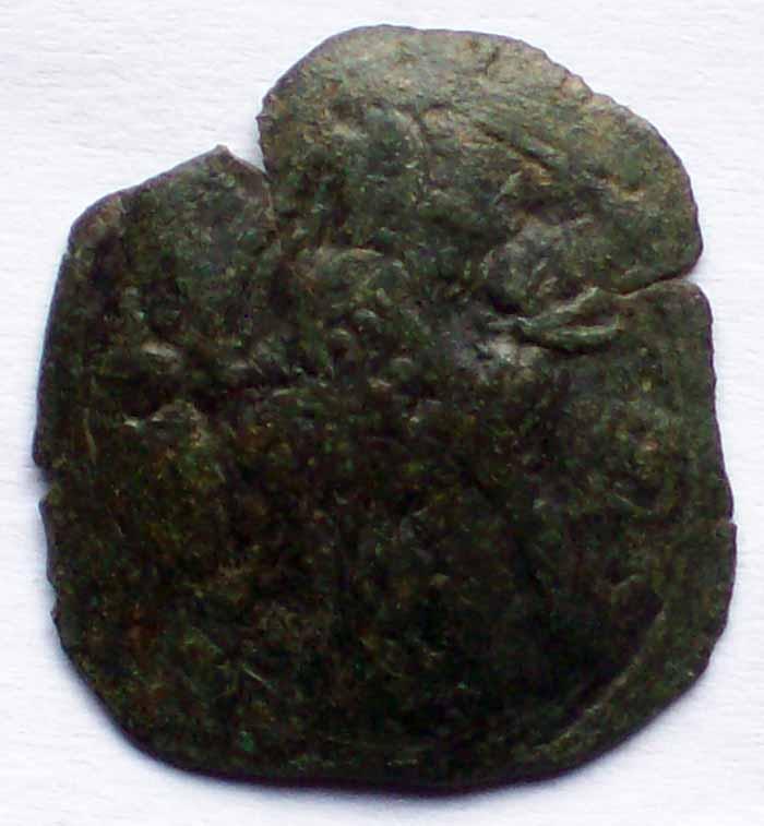 Monnaie scyphate à Id. 28910