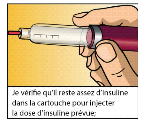 L'injection de l'insuline  Scree118