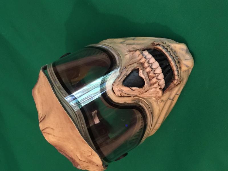 skull masque numero 2 vendu  Img_9144