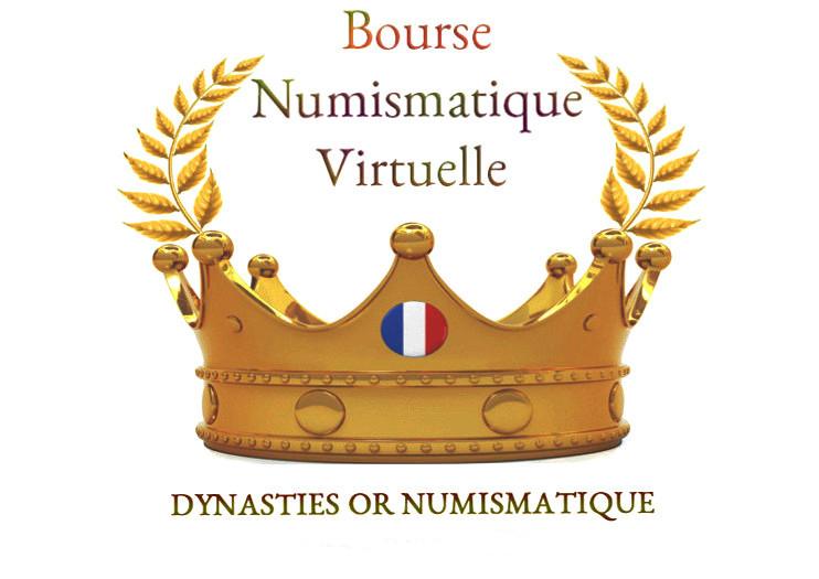 Dynastes or numismatique