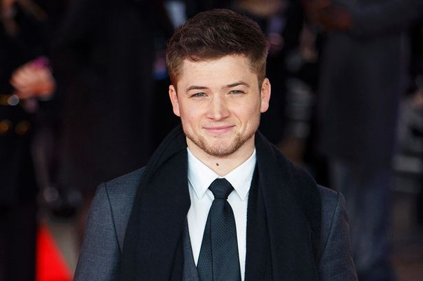 Taron Egerton Height Weight Body Statistics and Net Worth Taron-11