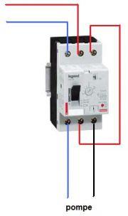 Branchement disjoncteur magnéto-thermique 3646_t10