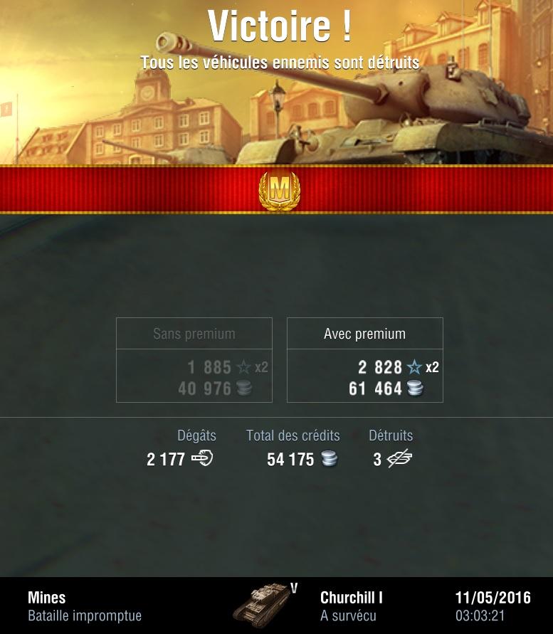 Churchill 1 - Score minable pour un char minable. Church10