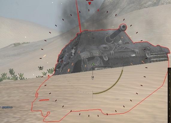 NIVEAU INTERMEDIAIRE : Détracker / décheniller un char Tracke11