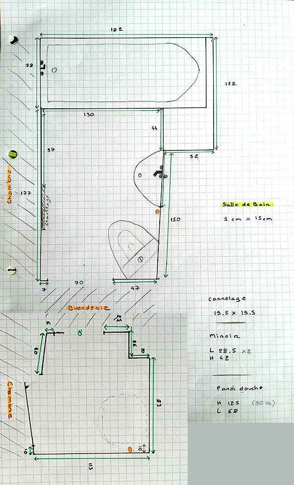 Salle de bain buanderie tordue et viellote Plan-s10
