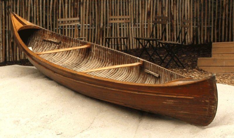 Vente Canoë bois 800 euros Montreuil sous bois 93 Canoe10