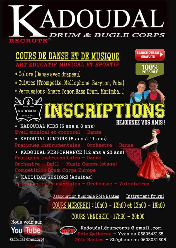 Kadoudal Drum & Bugle Corps - Pôle Nantes  1411