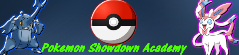Pokemon Showdown Academy