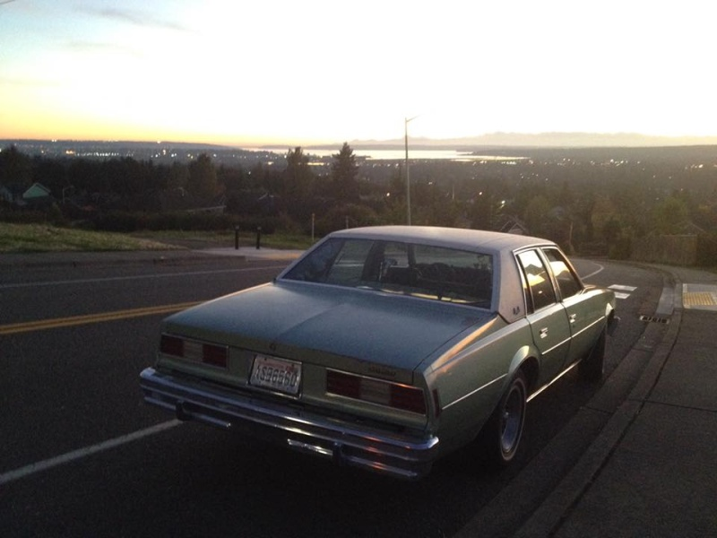 1978 Impala Sedan, 2-owner, -Only one I've ever seen like it- Dealer Car? 1510
